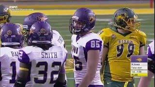 2015 FCS Quarterfinals: Northern Iowa at North Dakota State