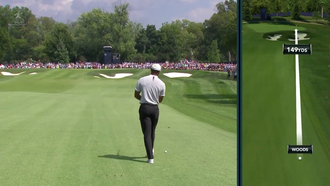 2018-pga-championship-live-look-in-of-tiger-woods-justin-thomas-rory-mcilroy-round-2