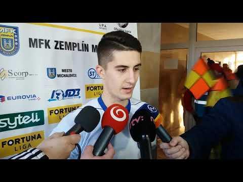 MFK Zemplin Michalovce vs ŠK Slovan Bratislava, 18.2.2018