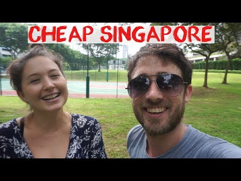 How To Travel Expensive Countries On A Budget | Cheap Singapore Living