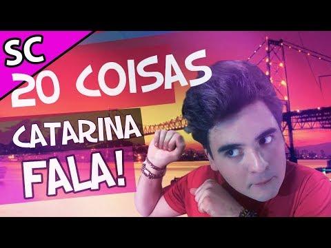 20 FALAS DO LITORAL CATARINENSE!