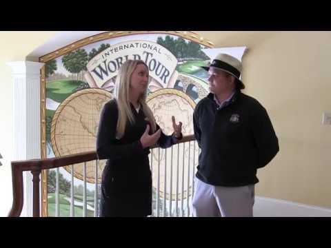 Take a Trip Around the Globe at World Tour Golf Links