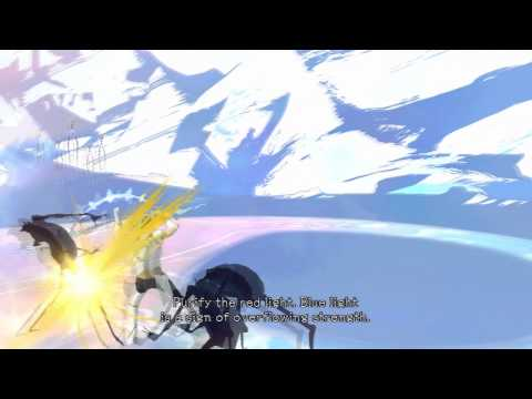 El Shaddai - Chapter 01 - The Arrival [HD]