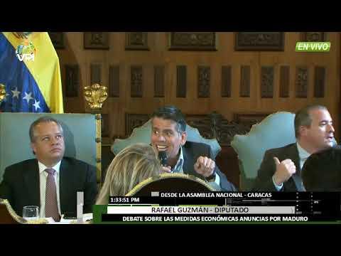 Venezuela - Comisión Delegada ratificó profundización de la crisis económica en Venezuela - VPItv
