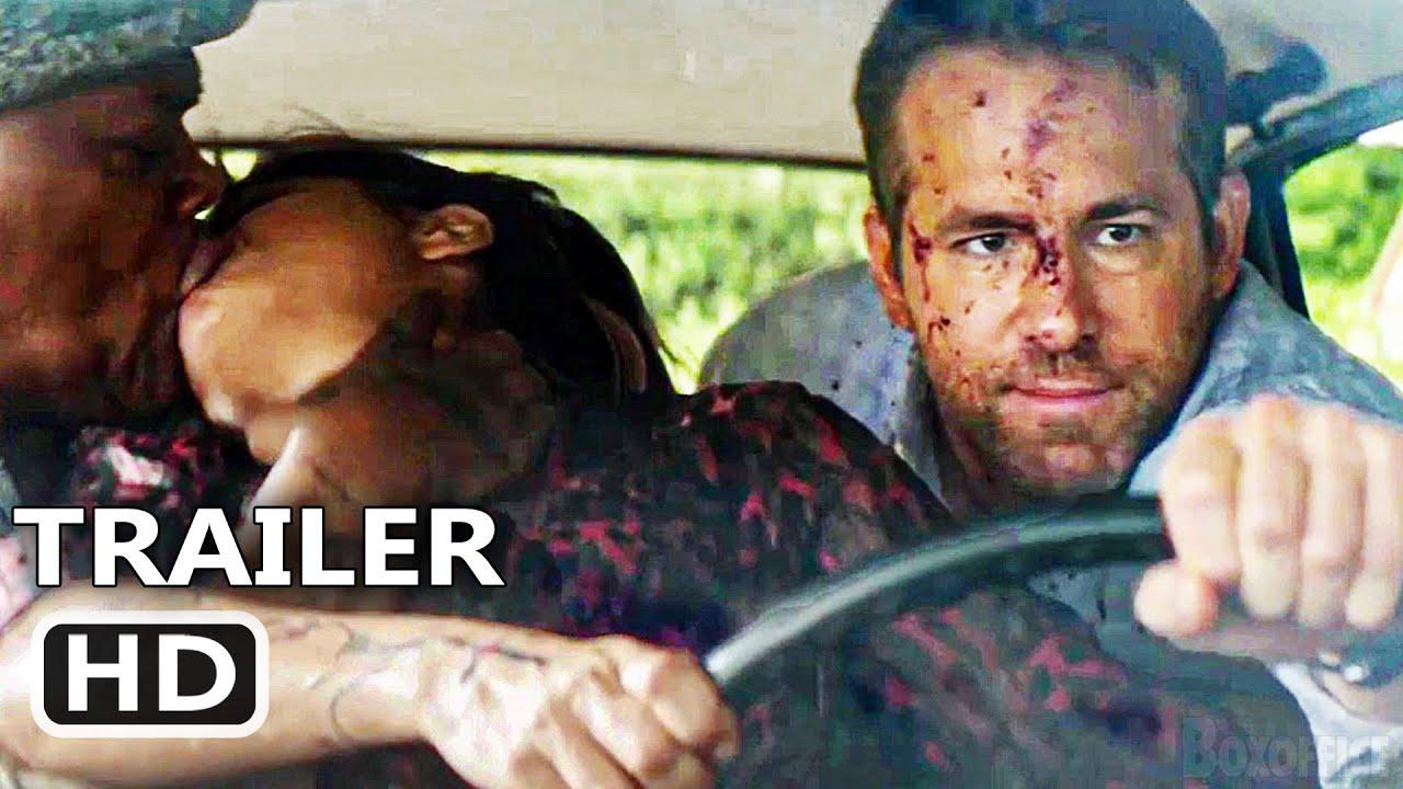 HITMAN'S WIFE'S BODYGUARD Trailer 2 (New 2021) Ryan Reynolds, Samuel L. Jackson, Salma Hayek Movie