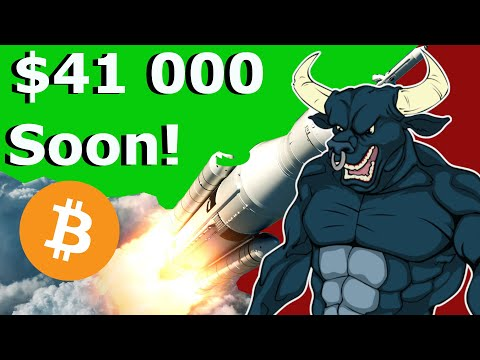 Bitcoin Price To $41 000 After This Signal Flashed (WATCH)! This is VERY BULLISH For BTC & Altcoins