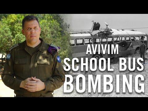 School Bus Terror Attack - Throwback To Avivim