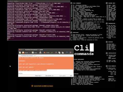 how to install Netflix on Linux Ubuntu