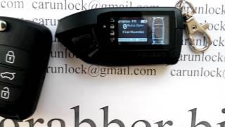 Кодграббер Pandora. Запись ключа KIA Sportage. Code grabber scanner auto alarm kodgrabber.