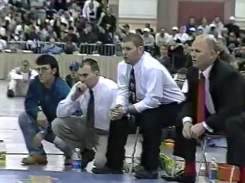 1999 NJ State Wrestling Final - Donnie DeFilippis vs. Eric Norgaard