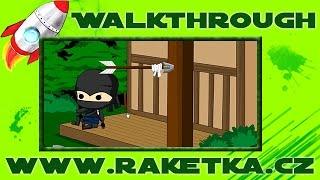 Ninja Delivery - Návod - Walkthrough