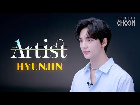 [Artist Of The Month] Stray Kids HYUNJIN(현진) Spotlight   October 2021 (4K) (ENG SUB)