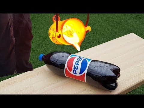 EXPERIMENT: LAVA vs PEPSI