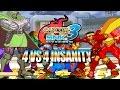 4 VS 4 INSANITY MUGEN MADNESS Capcom VS SNK 3 ULTIMATE Tournament mp3