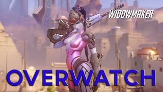 BIG IRELIA ? - Overwatch als WIDOWMAKER