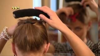 Без секретов - Причёска «В стиле 50-х»