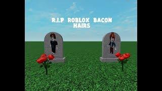 Download lagu R.I.P ROBLOX BACON HAIRS...