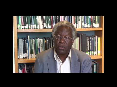 Calestous Juma intellectual property, trade & science-based approach to GMO regulations