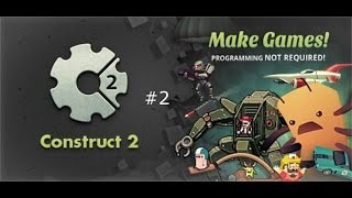 Construct 2 How to make Coins and level endings 2