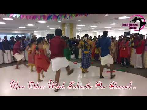 Tamil Record Dance 2017 / Latest tamilnadu village aadal padal dance / Indian Record Dance 2017 742