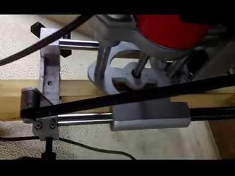 Virutex Lock Mortiser Based On Porter Cable 513