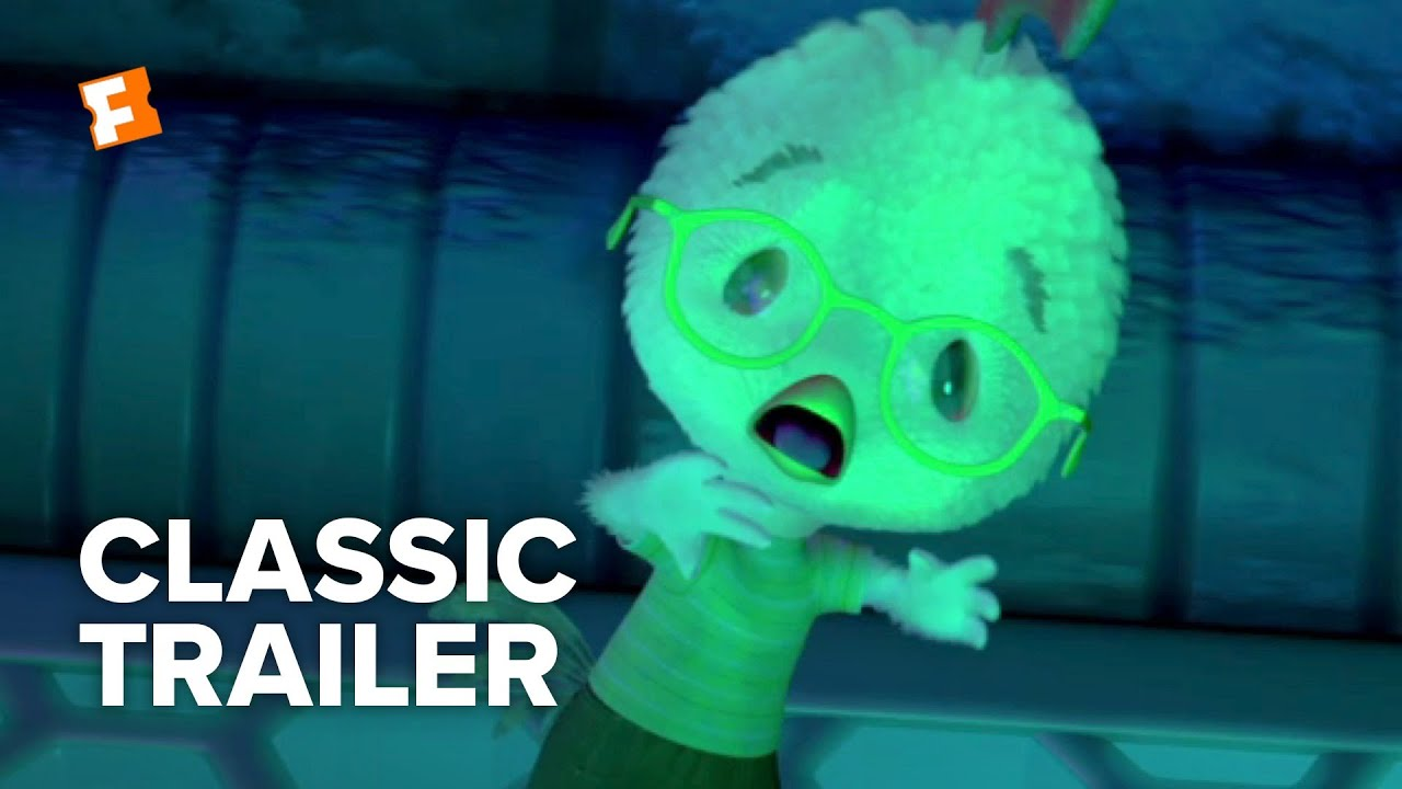 Chicken Little 2005 Trailer 1 Movieclips Classic Trailers Youtube