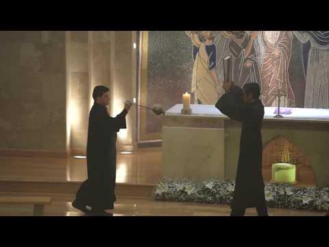"""Misa Maronita en Español, """"La Anunciación a María"""", Domingo 26 de noviembre 2017"""