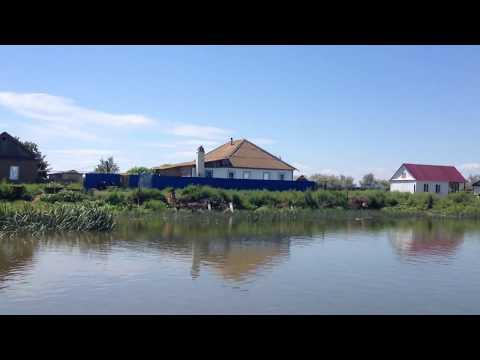 продается  дом C участком 15 соток на берегу реки. Астраханская область
