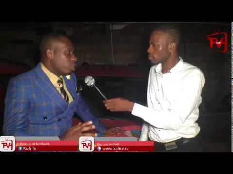 DEEP INTERVIEW WITH COUNSELOR LUTTERODT ABOUT ABROKYIRE PARENTING AND GHANA