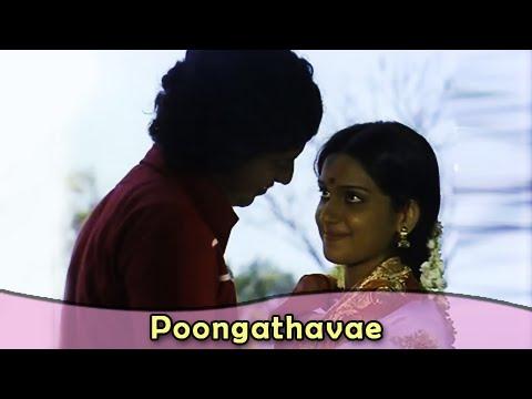 Poongathavae Song - Nizhalgal Ravi - Ilaiyaraja Hits - Bharathiraja Movies - Nizhalgal