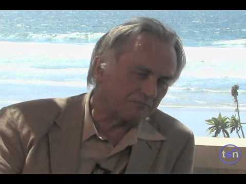 RICHARD DAWKINS ON GREATEST SHOW EARTH THE