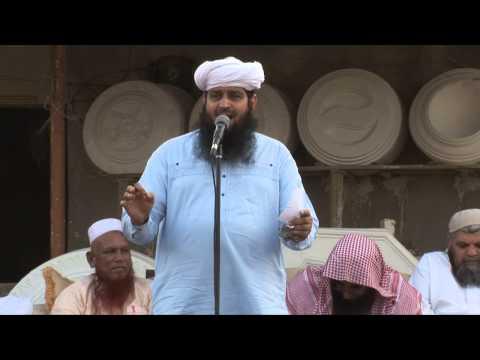 Molana Manzoor Ahmed In Taif, Saudi Arabia