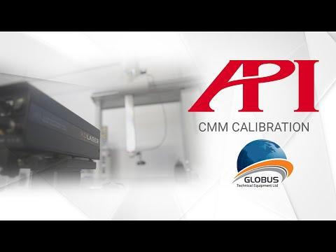 CMM Calibration   API + Globus