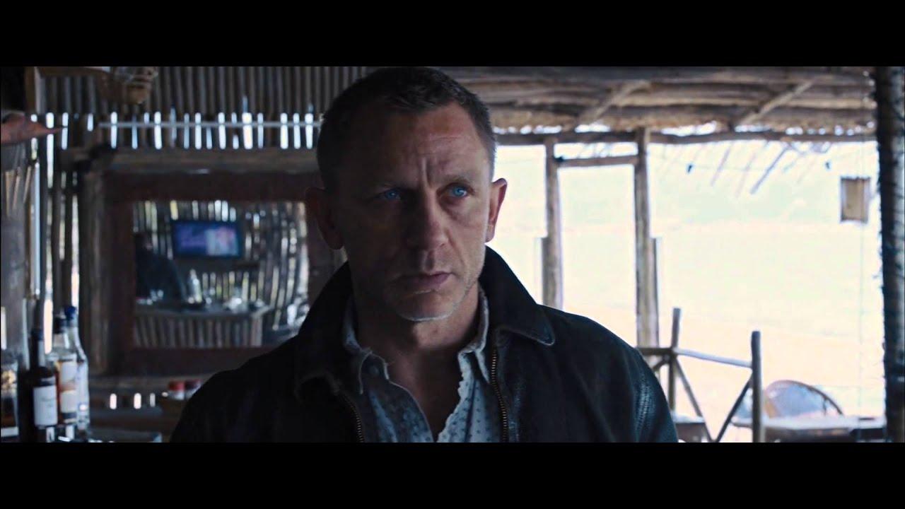 Skyfall - James Bond reaparece y busca a M.