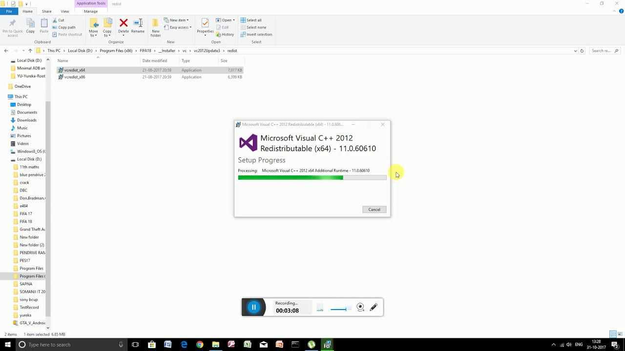 Install And Fix Fifa 18 Steampunks Edition Pro  Aditya Dhanesh Nair 05:47 HD