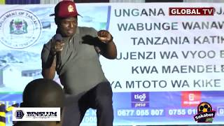 MBUNGE Amwagiwa Pesa Kucheza 'MWANAUME MASHINE'