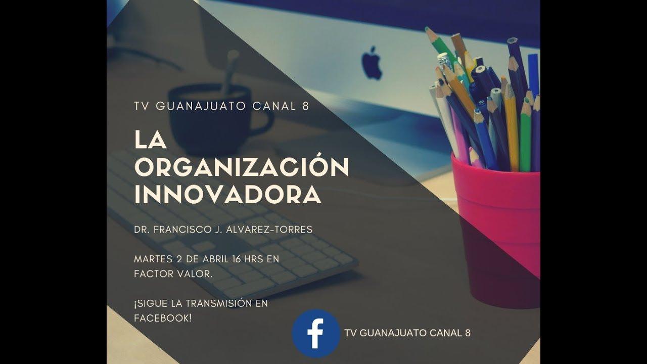 Entrevista acerca de Organizaciones Innovadoras y Ciudadanía Digital (Parte 1/2)