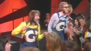The Goodies - The Funky Gibbon (Top of the Pops, 20 March 1975)
