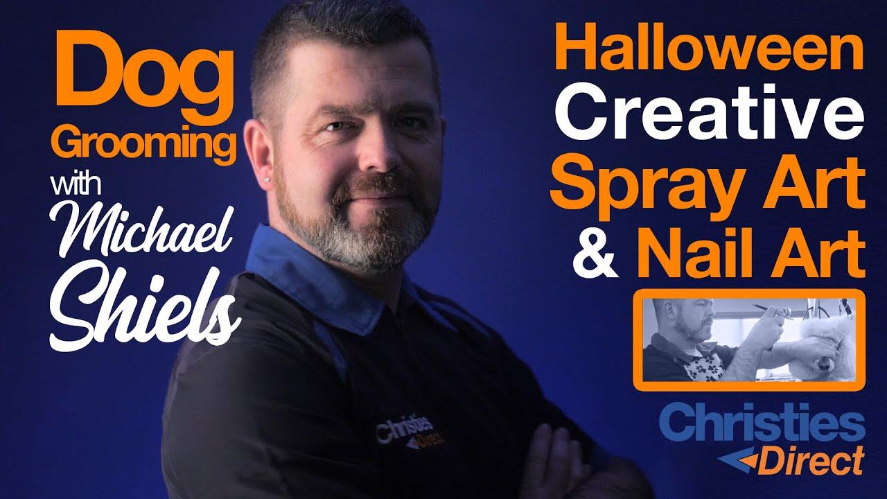 Creative Halloween Salon Style