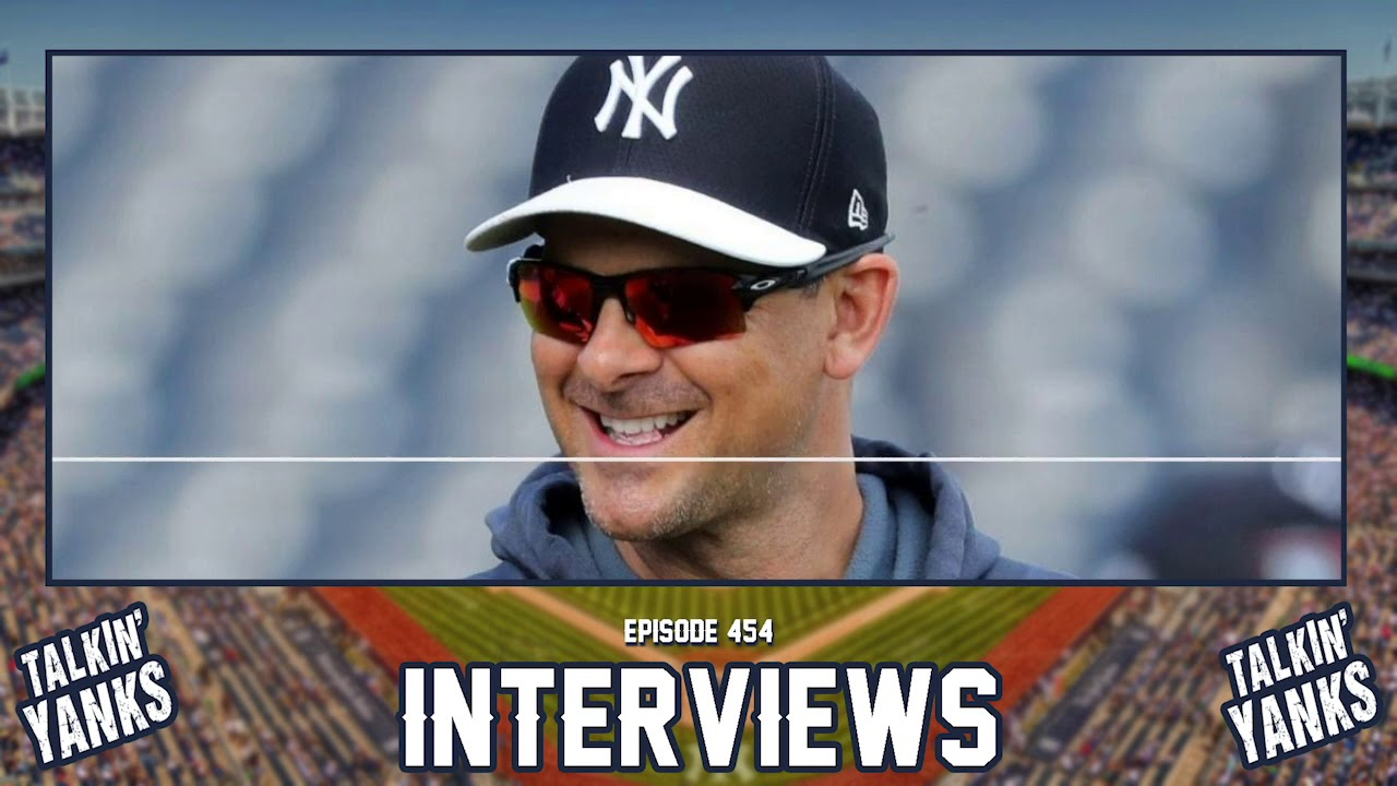 454 | Interviews with Aaron Boone, Lance Lynn, Sean Doolittle, and many more!