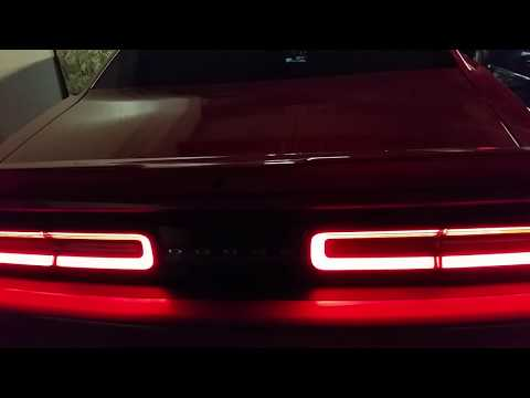2015 Dodge Challenger With TV Bypass Kit