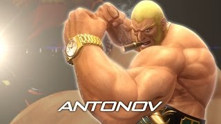 THE KING OF FIGHTERS XIV: Antonov Teaser | PS4