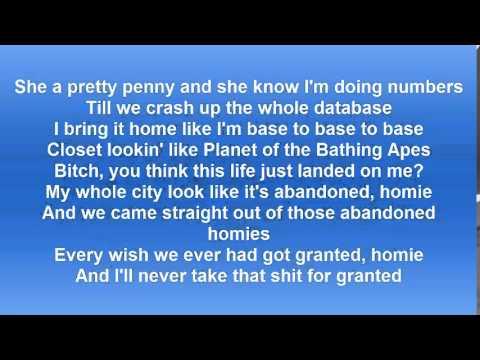 Big Sean - Paradise Lyrics
