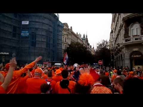 Czech Republic - The Netherlands 09-09-2014