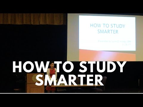 HOW TO STUDY SMARTER by Lynn Irving