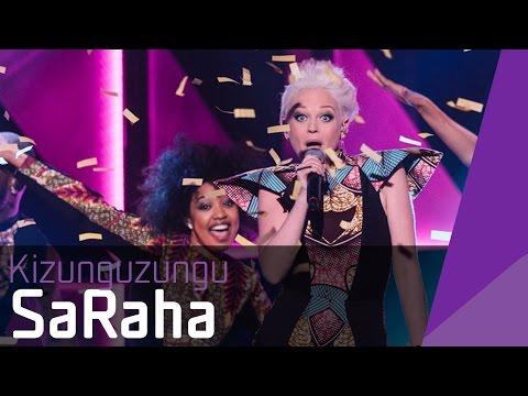 SaRaha – Kizunguzungu | Melodifestivalen 2016