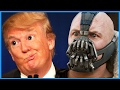 Donald Trump quotes Bane during his Inaugural speech (FULL)