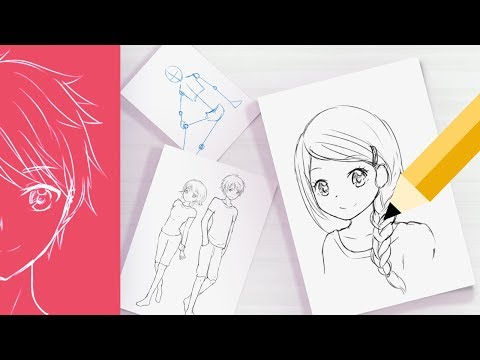 My Anime Drawing Online Course | أونلاين كورس لرسم الأنمي