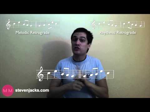 Retrograde -- Music Minute #10
