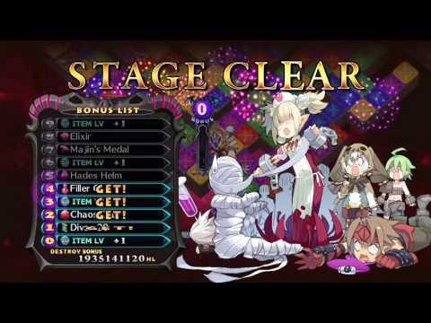Disgaea 5 - Item Leveling Mega Guide